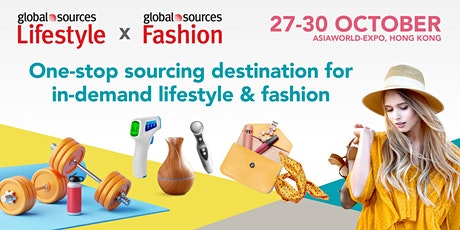 Global Sources Lifestyle x Fashion Show tickets