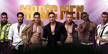 MAGIC MEN ALL STAR PERTH SHOW - Ft Will tickets