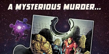 Comic Gong Presents: Marvel Murder Mystery tickets