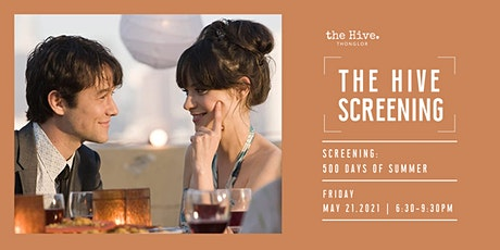 Hive Screening: 500 Days of Summer tickets