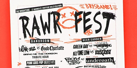 RAWR FEST JUNE BRISBANE tickets