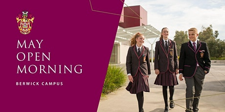 Haileybury Berwick - Open Morning Registration tickets