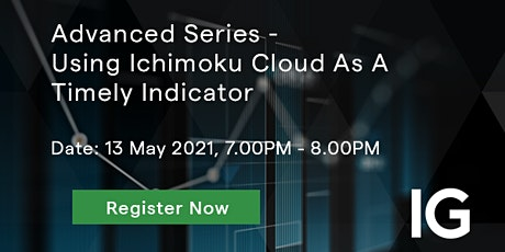 Advanced Series - Using Ichimoku Cloud As A Timely Indicator tickets