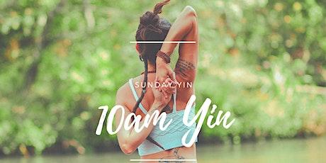 Sunday Yin Yoga & Breathwork - LIVESTREAM tickets