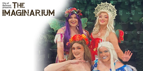 Four Seasons Fairies   Rated G tickets