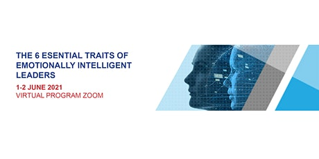 THE 6 ESSENTIAL TRAITS OF EMOTIONALLY INTELLIGENT LEADERS - APAC tickets