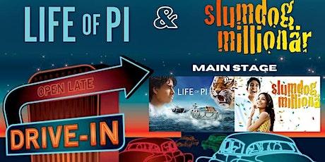 Kapolei Drive In - Slum Dog Millionaire and Life of Pi tickets