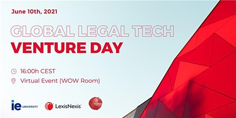 IE Global LegalTech Venture Day tickets