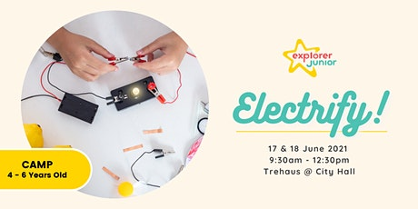 Electrify Holiday Camp tickets