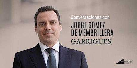 Conversaciones con Garrigues entradas
