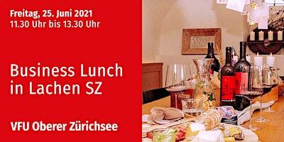 Business-Lunch, Oberer Zürichsee, 25.06.2021