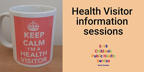 North Tyneside Health Visitor information session tickets