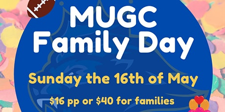 MUGC Royals Family Day tickets