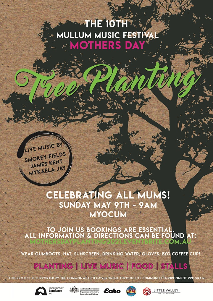 2021 Mothers Day Community Tree Planting image