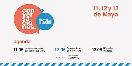 Conversaciones Condé Nast Traveler 2.0 tickets