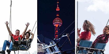 【ANU Shanghai Study Hub - Challenging Shanghai Matrix】 tickets
