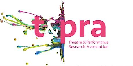 TaPRA Conference 2021 billets