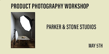 Product Photography Workshop tickets