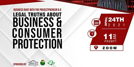 Business Rant with The Projectpreneur 6.0 tickets