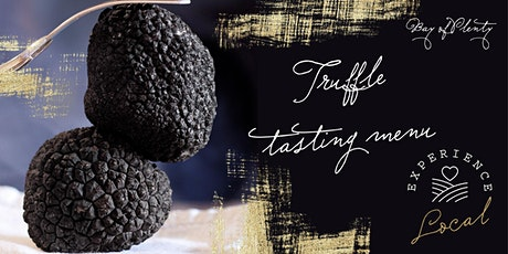 Truffle Tasting Dinner tickets