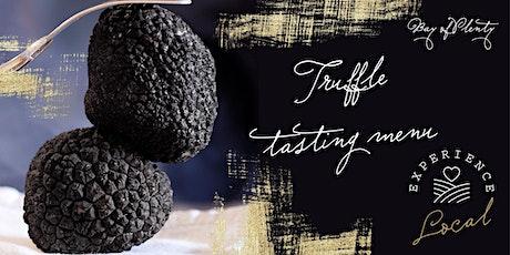 Nz Truffle Tasting menu tickets