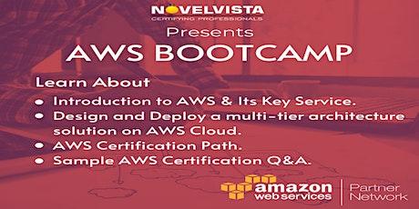 AWS Bootcamp entradas