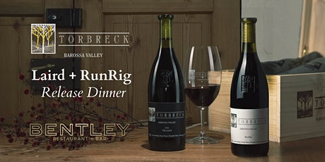 Torbreck Laird + RunRig Release Dinner at Bentley 16th June 6:30pm tickets