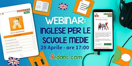 Inglese per la Scuola Media - Grammatica e English Skills biglietti