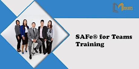 SAFe® For Teams 2 Days Virtual Live Training in Baton Rouge, LA billets