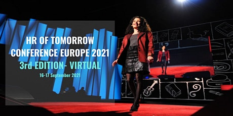 The HR of Tomorrow Conference, Europe 2021- 3rd Edition, Virtual tickets