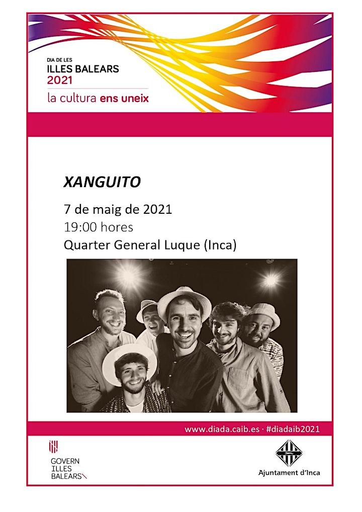 Imagen de Concert Pèl de Gall + Xanguito