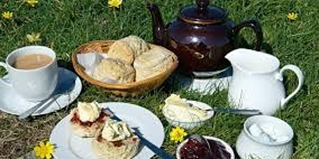 Devonshire Tea at the Blacksmith's Cottage  - Sunday tickets