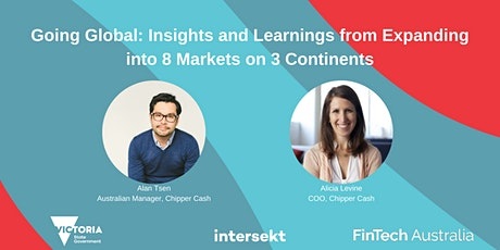 Going Global: Insights and Learnings from Expanding into 8 Markets tickets