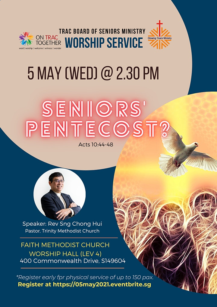 Mid-Week Worship Service on 5 May 2021 image