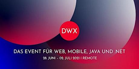 DWX - Developer Week '21 Tickets
