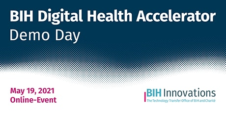 Berlin Health Innovations: Digital Health Accelerator - Demo Day 2021 Tickets