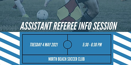 Club Assistant Referee Information Session tickets