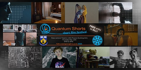 Quantum Shorts 2020/2021 Finalists Screening tickets
