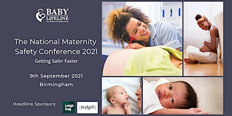 Maternity Safety Conference 2021 tickets
