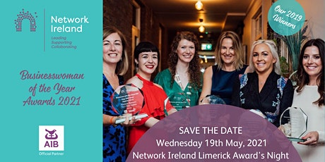 Network Ireland Limerick - Awards 2021 tickets