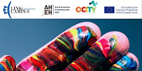 Imprenditorialità nel settore Arte e Beni Culturali biglietti