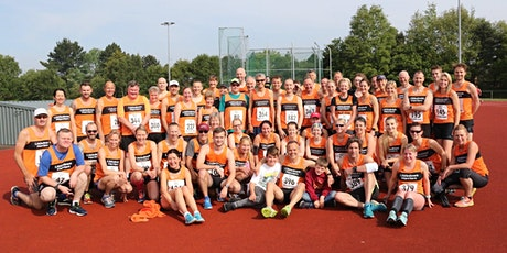 TUES: LDH Blue session (7-8 miles multi pace) - Tuesday 18th May tickets