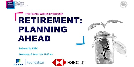 Retirement:  Planning Ahead tickets