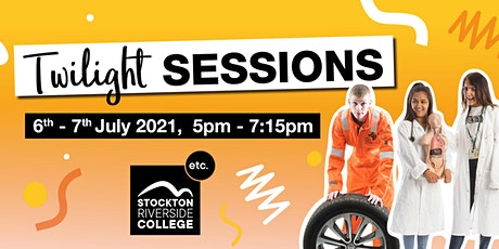 Stockton Riverside College Year 10 Twilight Explorer Evening 2 tickets
