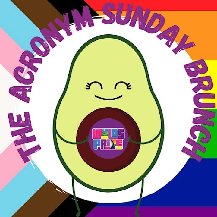 The Acronym Sunday Brunch image