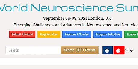 World Neuroscience Summit tickets