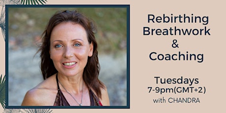 Rebirthing Breathwork & Coaching - Connection Circle tickets