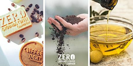 【工作坊|冷製法咖啡渣手工皂】DIY咖啡時間 tickets