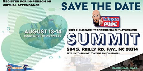 2021 Childcare Professional's Playground Summit tickets