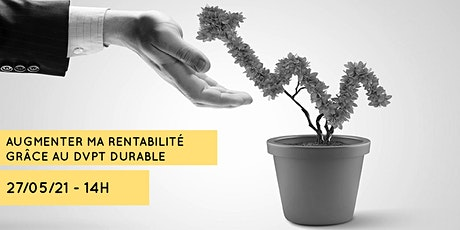 Comment augmenter ma rentabilité grâce au développement durable ? billets